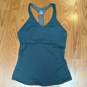 Nike yoga /exercise top